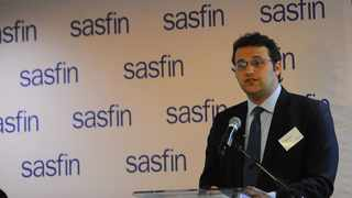Sasfin chief executive Michael Sassoon says this innovative financial programme aimed to promote inclusive growth, job creation and sustainable development in the country. Photo: Bhekikhaya Mabaso African News Agency (ANA)