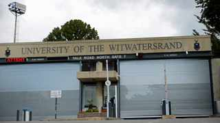 Due to the Coronavirus threat, the University of the Witwatersrand is closed and will conduct classes online. Picture: Timothy Bernard/African News Agency(ANA)