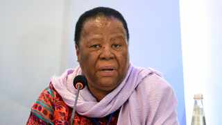 International Relations and Cooperation Minister Dr Naledi Pandor. Picture: Dirco