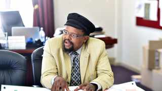 Tembisa Provincial Tertiary hospital CEO Dr Lekopane Mogaladi. Picture: Itumeleng English/African News Agency(ANA)