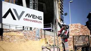 Aveng, the civil engineering, construction and mining contract services group, said yesterday that it plans to proceed with a R100 million rights issue, following the success of its R300 million issue last month. Photo: Reuters