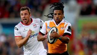 Rosko Specman has returned to Bloemfontein and is back in CHeetahs colours. Photo: INPHO/James Crombie