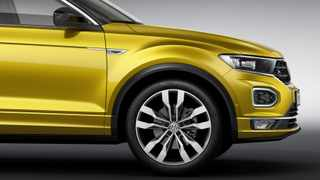 The Volkswagen T-Roc is among the new entrants expected later this year.