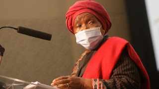 Dr Nkosazana Dlamini Zuma national minister for Co-operative government and tradiotional Affairs. Picture: Bongani Mbatha /African News Agency (ANA)