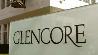 Glencore Plc said trading profit will be at the top end of its target this year as the commodities giant joins big oil companies enjoying a bonanza from volatile price swings. REUTERS/Arnd Wiegmann.
