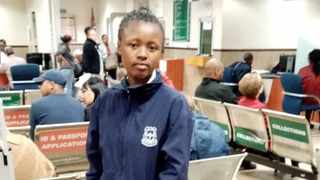 Unamandla Nontswabo will represent SA when she competes in African Spelling Bee. Picture: Supplied
