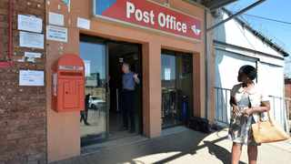 The Post Office. Picture: Oupa Mokoena/African News Agency (ANA)