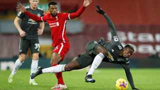Manchester United's Paul Pogba has a great opprtunity to win the game against Liverpool. Picture: Phil Noble/Reuters