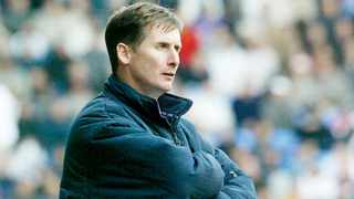 FILE - Former West Ham United manager Glenn Roeder has died at the age of 65 after a long struggle with a brain tumor. Photo: Nick Potts/AP