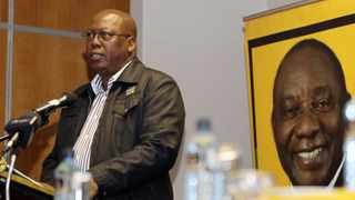 The ANC's Mike Mabuyakhulu's return has sparked uproar from former eThekwini mayor, Zandile Gumede's supporteras . Picture: Motshwari Mofokeng/African News Agency/ANA