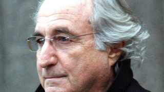 Bernard Madoff, who was convicted for running the largest known Ponzi scheme in history, died on Wednesday in prison where he was serving a 150-year sentence, the Federal Bureau of Prisons said. File picture: Stuart Ramson