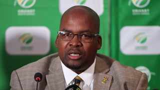 The next few weeks are CSA President Chris Nenzani's last in that position. Photo: BackpagePix