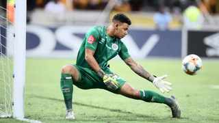FILE - New SuperSport United captain, goalkeeper Ronwen Williams, is looking forward to potentially representing South Africa in three major tournaments in the next two years. Photo: Samuel Shivambu/BackpagePix