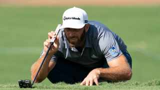 Dustin Johnson is stalking another title at the Saudi International. Picture: Kyle Terada/USA TODAY Sports via Reuters