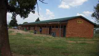 Parents at Selang Primary School in Hammanskraal are unhappy about what they describe as the poor condition of the school. Picture: Oupa Mokoena African News Agency (ANA)