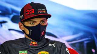 Red Bull's Max Verstappen expects no drama in the upcoming second Silverstone race and thus a return to the current Formula One order which sees Mercedes far ahead. Photo: Reuters