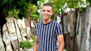 The community of Parkwood has lost another young life, with the death of local professional soccer hero Kyle Davids on Wednesday morning. Picture: Supplied