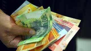 The South African rand edged firmer in European trading as the US dollar retreated on the final day of what has been a volatile week for financial markets. Picture: Karen Sandison/African News Agency(ANA)