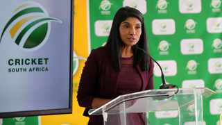 Kugandrie Govender - Cricket SA's acting chief executive. Photo: Samuel Shivambu/BackpagePix