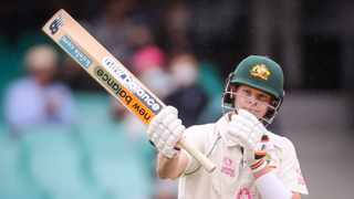 Australia's Steve Smith has taken some flack the third Test against India. Picture: David Gray/AFP