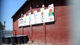 The City of Cape Town is investigating serious allegations of abuse and human rights violations against the company running the temporary Bellville shelter. Picture: Ayanda Ndamane/African News Agency(ANA)