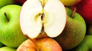 Apples are good at absorbing smells. Picture: Steve Lawrence/ANA