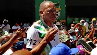 ANC secretary-general Ace Magashule. Picture: Timothy Bernard/ African News Agency (ANA) Archives