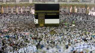 Baig is among millions of Muslims across the country and around the globe who were planning to make the umrah. Picture: AP