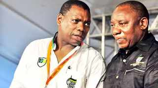 Health Minister Zweli Mkhize and President Cyril Ramaphosa File picture: Bongiwe Mchunu/African News Agency (ANA) Archives