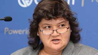 Former public enterprises minister Lynn Brown will continue her testimony before the Zondo Commission on Monday.