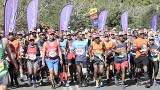 COMRADES Marathon 2020 hopefuls who have not applied have missed out as the event reached the limit of 25000 South African entries in barely three days, the fastest in Comrades history. Picture: Doctor Ngcobo / African News Agency / ANA