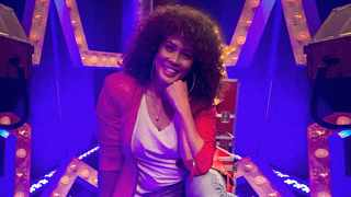 On May 30, Davids closed the 2020 auditions of Britain's Got Talent in style with her rendition of Houston's One Moment in Time, earning a standing ovation from the judges. Picture: Supplied
