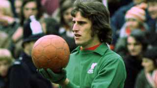 FILE - Former Liverpool goalkeeper Ray Clemence. Photo: Reuters
