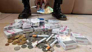 Smokers have come forward to share how much they have been paying cigarettes while the ban on tobacco products has been in place throughout the lockdown. Picture: Itumeleng English/African News Agency(ANA)