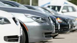 The Automotive Business Council (TABC) yesterday flagged the sector was facing Covid-19-induced manufacturing supply chain disruptions as it reported vehicle sales fell 17.6 percent last month, to 35 779 units, compared with the number sold in March. Photo: AP