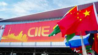 About 500 000 people have registered for the third edition of the China International Import Expo (CIIE). Photo: CIIE