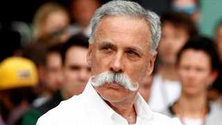 Formula One group CEO Chase Carey. File picture: Edgar Su/Reuters.