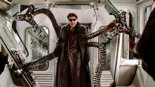 Alfred Molina as Doctor Octopus in 'Spider-Man 2'. Picture: Bang Showbiz