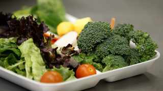 Fuel your body with healthy food that helps maintain stable blood sugar levels. Picture: REUTERS/Mike Blake