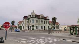 Swakopmund is a coastal city known for its sandy dunes and adventure activities. Picture: Clinton Moodley.