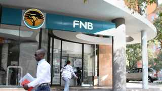 Following the South African Reserve Bank's decision to keep interest rates unchanged, FNB will maintain its prime lending rate at 7 percent. Picture: Bloomberg