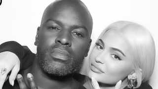 Corey Gamble and Kylie Jenner. Picture: Instagram