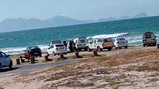 Police are investigating after three bodies washed up at Mnandi Beach on Thursday.