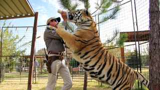 Joe Exotic. Picture: Netflix