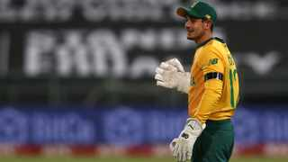 The Titans and Cricket South Africa are happy for captain Quinton de Kock to have a few weeks off to recharge. Picture: Shaun Roy/BackpagePix