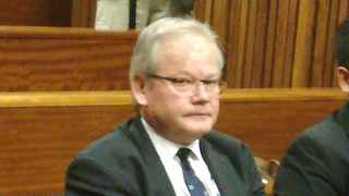 Vlok Symington is expected to give evidence at the Zondo commission. Picture: Zelda Venter/Pretoria News