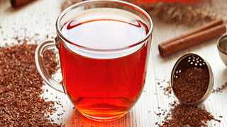 As with everything, moderation is key, but up to six cups of Rooibos can be consumed daily. Picture: Supplied