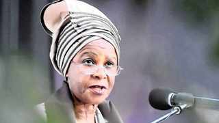 Dr Mamphela Ramphele. Picture: David Ritchie