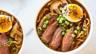 Duck ramen. Picture from Instagram (Instant Pot South Africa)