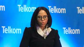 Tsholofelo Molefe has resigned as group chief financial officer of Telkom to join rival MTN. Picture: Jacques Naude/African News Agency (ANA)